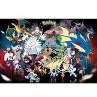 Pokmon Mega Maxi Poster - 61 x 91.5cm
