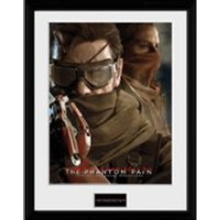 Metal Gear Solid V Goggles Framed Photographic - 16 x 12