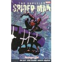 Superior Spider-Man - Volume 4: Necessary Evil Graphic Novel