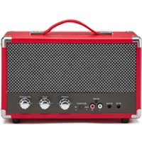 GPO Retro Westwood Bluetooth Speaker - Red