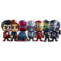 Hot Toys Marvel Avengers Age of Ultron Series 2 Collectible Action Figures Set