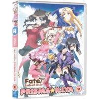 Prism Illiya - DVD