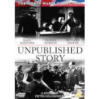 Unpublished Story