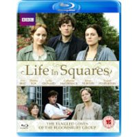 Life in Squares Blu-Ray