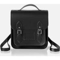 The Cambridge Satchel Company Womens Small Portrait Backpack - Black