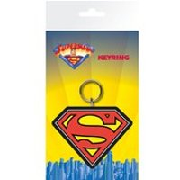 DC Comics Superman Logo - Keyring