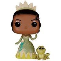 Disney Princess And The Frog Tiana And Naveen Pop! Vinyl Figure