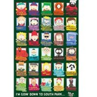 South Park Quotes - 24 x 36 Inches Maxi Poster
