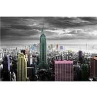 New York Colour Splash - 24 x 36 Inches Maxi Poster