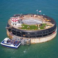 History Tour and Lunch for Two at No Mans Fort in the Solent