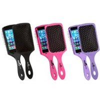 Wet Brush Selfie Brush - Pink