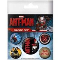 Marvel Ant Man - Badge Pack