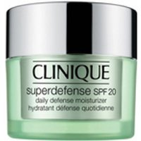 Clinique Superdefense SPF20 Daily Defense Moisturiser Very Dry/Dry Combination 50ml