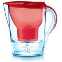 BRITA Marella Cool Water Filter Jug - Red Passion (2.4L)