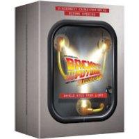 Back to The Future - Flux Capacitor Boxset