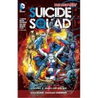 DC Comics Suicide Squad: Basilisk Rising - Volume 02 (The New 52) Paperback Graphic Novel