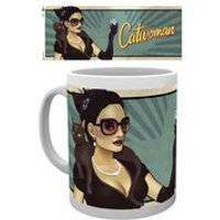DC Comics Catwoman Bombshells - Mug