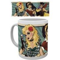 DC Comics Trio Bombshells - Mug