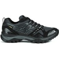 The North Face Mens Hedgehog Fastpack Goretex Trainers - TNF Black/High Rise Grey - UK 7
