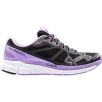 Under Armour Womens Charged Bandit Running Shoes - Black/White - US 5/UK 2.5
