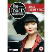 Miss Fishers Murder Mysteries - Series 1-3