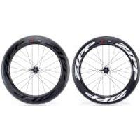 Zipp 808 Firecrest Carbon Clincher Rear Wheel - White Decal - Campagnolo