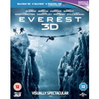 Everest 3D (Includes 2D Version)
