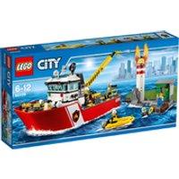 LEGO City: Fire Boat (60109)