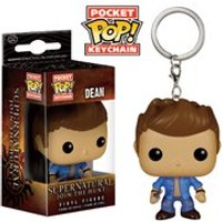 Supernatural Dean Pop! Vinyl Key Chain