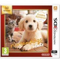 Nintendo Selects Nintendogs + Cats - Golden Retriever