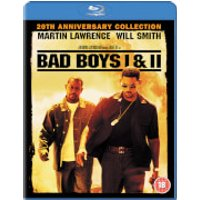 Bad Boys / Bad Boys II - 20th Anniversary