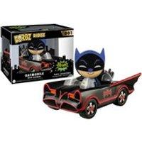 DC Comics Batman 1966 TV Series Batmobile Dorbz Action Figure