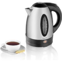 Elgento E10008SB 1.7L Brushed Kettle - Silver