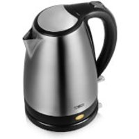 Tower T10002B 1.7L Brushed Kettle - Silver