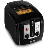 Tower T17002 Easy Clean 3.0L Deep Fryer - White