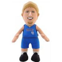 Dallas Mavericks Dirk Nowitzki 10 Inch Bleacher Creature