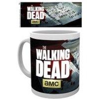 The Walking Dead Need Rick - Mug