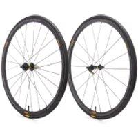 Mavic Ksyrium Pro Carbon SL Clincher Disc Wheelset 23mm - Campagnolo