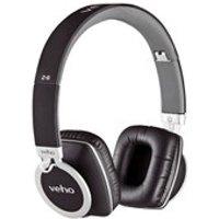 Veho VEP-008-Z8 360 Designer Headphones with Flex Cable - Black
