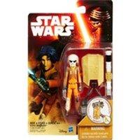 Star Wars The Force Awakens Ezra Bridger 4 Inch Action Figure
