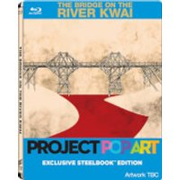 The Bridge on the River Kwai Zavvi Exclusive Steelbook (Limited to 1000 copies)