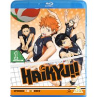 Haikyu!! Season 1 Collection 1 - Episode 1-13