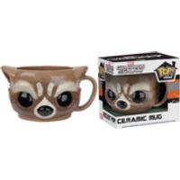 Marvel Guardians of the Galaxy Rocket Raccoon Pop! Home Mug