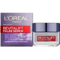 LOreal Paris Revitalift Filler Renew Anti-Ageing Day Cream 50ml