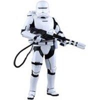 Hot Toys Star Wars Episode 7 First Order Flametrooper 1:6 Scale Figure