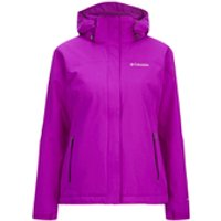Columbia Womens Everett Jacket - Bright Plum - XS