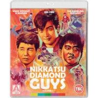 Nikkatsu Diamond Guys: Volume 1 - Dual Format (Includes DVD)