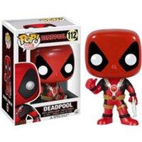 Marvel Deadpool Thumbs Up Deadpool Pop! Vinyl Figure