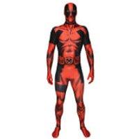 Morphsuit Adults Marvel Deadpool - L