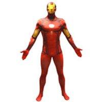 Morphsuit Adults Basic Marvel Iron Man - M